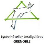 Logo Lycée hôtelier Lesdiguières