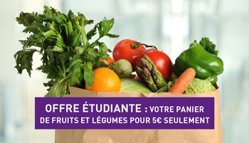 Visuel paniers de fruits et légumes à 5€