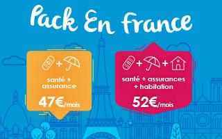Pack en France