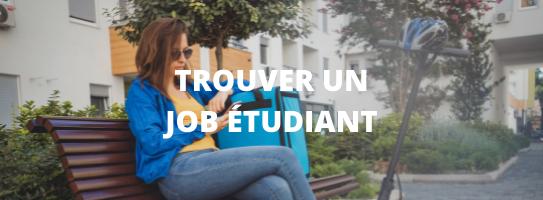 Trouver un job étudiant